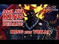 MEMBONGKAR Misteri API di PUNGGUNG KING!! [NO.1 All STAR KOMANDAN KAIDO]
