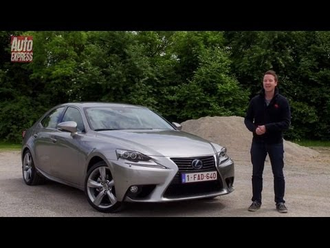 Lexus IS 2014 review - Auto Express