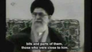 سخنان خامنه ای, مثال خوبی از مغلطه کتمان حقیقت - Bahram Moshiri