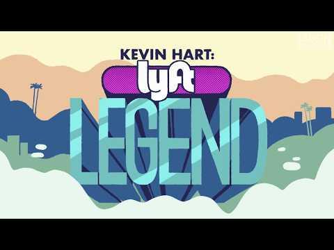 Season 2 Premiere | Kevin Hart: Lyft Legend | Laugh Out Loud Network