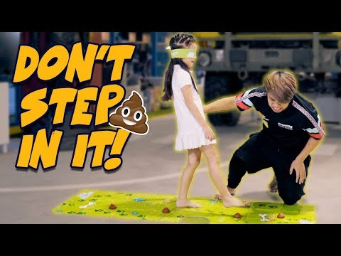 Don't Step On The Poop!