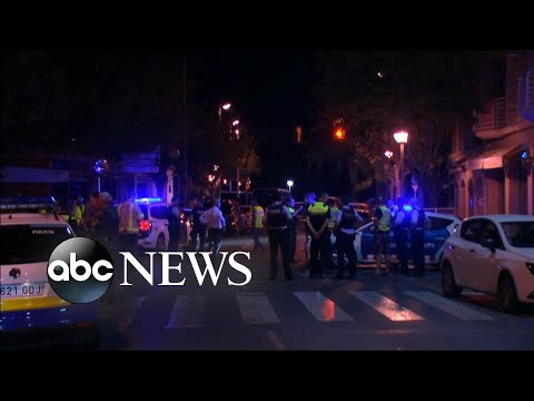 Manhunt on after deadly Barcelona attack