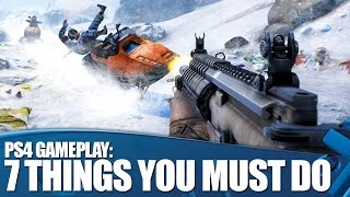 Far Cry 4 Gameplay: 7 Things You Must Do (That You Couldn