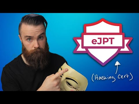 eJPT (a hacking certification for beginners) - YouTube