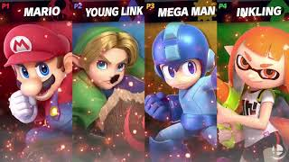 Squad Strike & Smashdown Modes Revealed in Super Smash Bros. Ultimate!