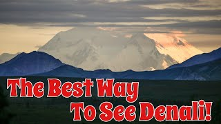 The Best Way To See Denali   Flying With Kantishna Air Taxi