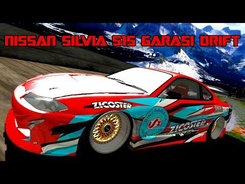 Nissan Silvia S15 Garasi Drift (TXD Tool) || GTA SA Android