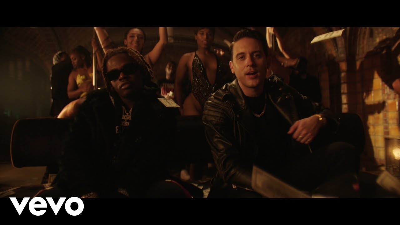 G-Eazy ft. Gunna — I Wanna Rock