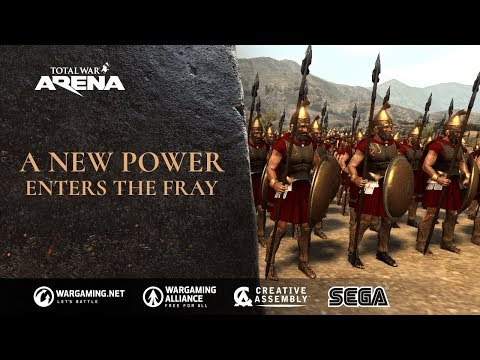 Total War: ARENA Open Beta Is On: Carthage Joins the Battle thumbnail