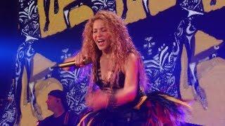 Shakira - Dare (La La La) (Live in Hamburg - El Dorado World Tour Opening Night) HD