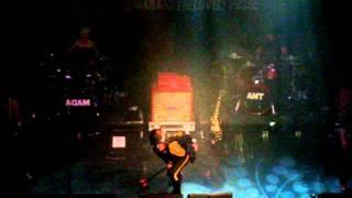 Adam Ant - Vince Taylor - Edinburgh!