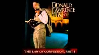 Donald Lawrence Co Word of my power The blessing is on you