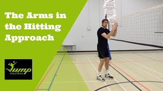 Avoid the biggest hitting approach mistake : Volleyball Tip of the Week #21