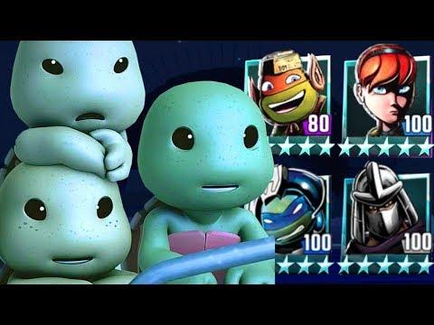Ninja Turtles Legends PVP HD Episode - 444 #TMNT