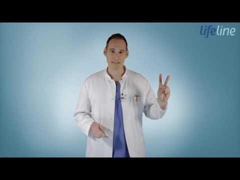 Tabletten für die Behandlung von Hüft-