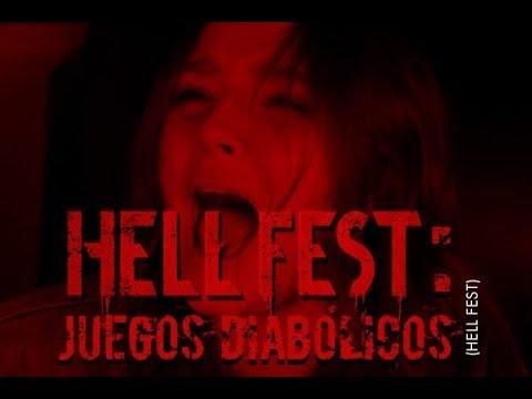 Hell Fest: Juegos Diabólicos  trailer