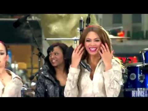 Beyonce   Green Light   Live @t The Today Show