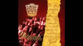 Mississippi Mass Choir - I'll Stick With Jesus