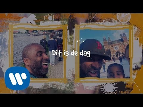 Dwight Dissels - Dit Is De Dag (Official Lyric Video) | JB Productions