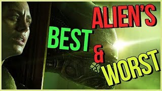 The BEST and the WORST Alien games [gamepressure.com]