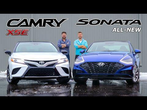 External Review Video Ea5kAAGdx_k for Hyundai Sonata & Sonata Hybrid Mid-Size Sedan (8th-gen, DN8, 2020)