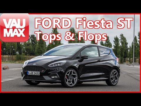 FORD Fiesta ST – Tops & Flops des Kraftzwergs mit 200 PS starkem 1.5-Liter EcoBoost Benziner