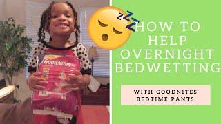 Nighttime Bedwetting | Toddler Tips