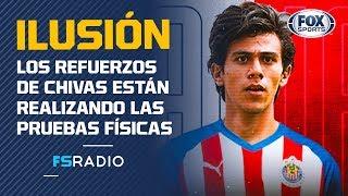 """Alberto Lati: """"sí me emociona ver lo que está comprando Chivas"""""""
