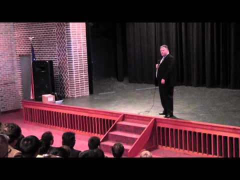 Sample video for Ed Gerety