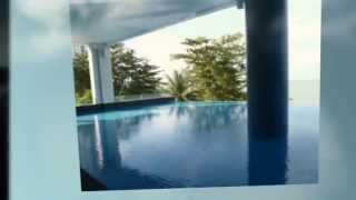 preview picture of video 'Skyhome, Penang Luxury Beachfront Condominium'