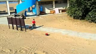 Tamiya  Gf-01 On  The  Beach