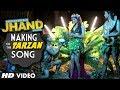 Making of the Tarzan Song   Kuku Mathur Ki Jhand Ho gayi   Anu Malik   Anmol Malik   Parichay