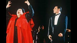 FREDDIE MERCURY E MONTSERRAT CABALLE - HOW CAN I GO ON
