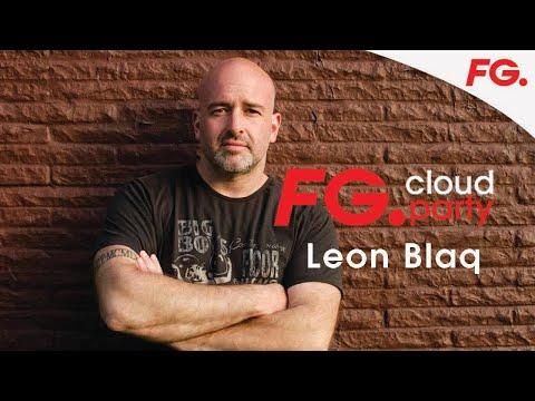 LEON BLAQ   FG CLOUD PARTY   LIVE DJ MIX   RADIO FG