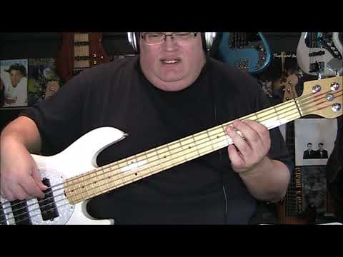 The Police Don't Stand So Close To Me '86 Bass Cover with Notes & Tab