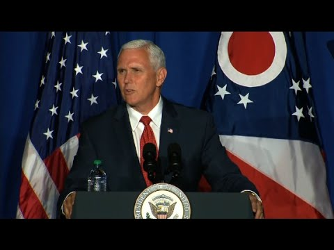 Pence: GOP senators must step up to the plate