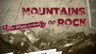 Mountains of Rock - Das Allgäu-Festival 2016 - TRAILER
