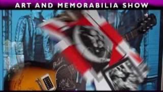 John Entwistle Foundation Classic Rock Cares Sidney & Berne Davis Art Center