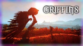 Witcher 3 - Griffins, Noble Beasts or Dangerous Predators? - Witcher Lore & Mythology
