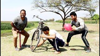 Watch Laughing Funny Video || Bindas fun joke ||