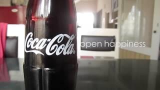 A short advertisement - Cocacola hasau ramau :)