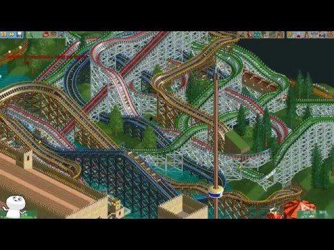 Steam Community :: RollerCoaster Tycoon 2: Triple Thrill Pack