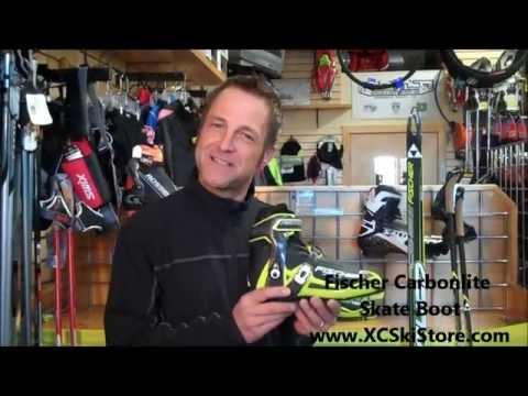 Fischer Carbonlite Skate Boot Review