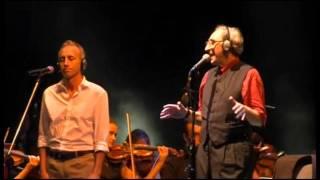 """Marco Travaglio & Franco Battiato, """"L'era del cinghiale bianco"""" (Roma, 22 luglio 2012)"""