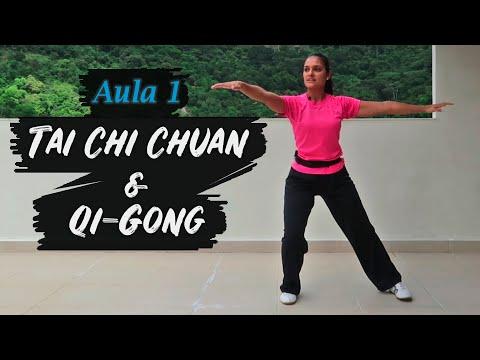 Tai-Chi e Qi-Gong - Aula 01