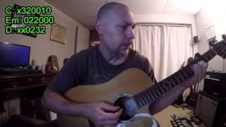Anomaly - Angels & Airwaves (Easy Guitar Lesson)