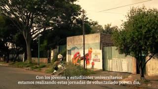 preview picture of video 'Voluntarios por Un Día - La Escuelita, Olivos'