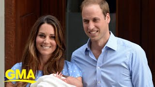 Duchess Kate Discusses Her Struggles As A Young Mother L GMA