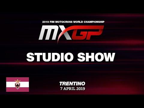 Studio Show - MXGP of Trentino 2019 #Motocross