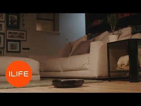 Robot hút bụi thông minh iLife Beetles X620